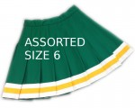 Cheerleader Skirts - Size 6 (2)