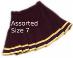 Cheerleader Skirts- Size 7  (32)