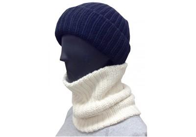 25f044e9edf ... Knit Hats 100% Cotton Gaiters